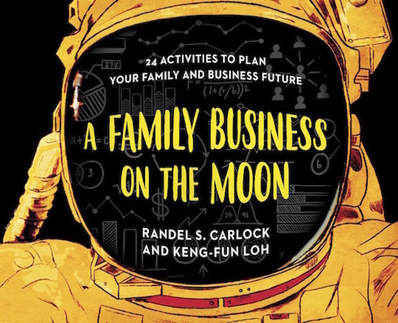 A Family Business on the Moon cover